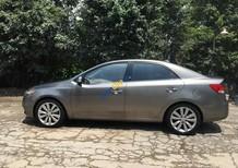Cần bán Kia Forte SLI 1.6 AT sản xuất 2009, màu xám, xe nhập chính chủ, 380tr