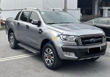 Bán Ford Ranger Wildtrack năm sản xuất 2015, màu bạc, nhập khẩu