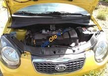 Bán xe Kia Morning sản xuất 2011, màu vàng, 270tr