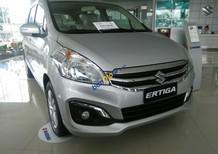 Cần bán Suzuki Ertiga đời 2018, màu bạc, nhập khẩu