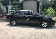 Cần bán xe Daewoo Lacetti năm 2005, màu đen ít sử dụng, giá 132tr