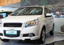 Bán Chevrolet Aveo giảm giá 70tr còn 389 triệu, hỗ trợ trả góp 90%