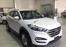Cần bán Hyundai Tucson 2.0 AT năm sản xuất 2018, màu trắng, giá 760tr
