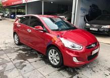 Cần bán lại xe Hyundai Accent 1.4 AT năm 2014, màu đỏ, xe nhập chính chủ