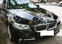 Bán BMW 5 Series 520i Special Edition năm sản xuất 2016, màu đen, xe nhập