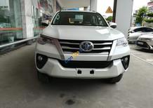 Bán Toyota Fortuner 2.4G máy dầu số sàn nhập khẩu, đủ màu giao xe ngay, hỗ trợ trả góp 85% giá trị xe