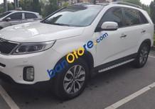 Cần bán lại xe Kia Sorento 2.2 AT năm 2017, màu trắng, giá tốt