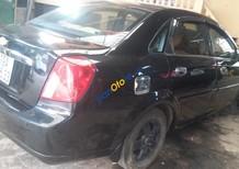 Cần bán xe Daewoo Lacetti 2007, màu đen
