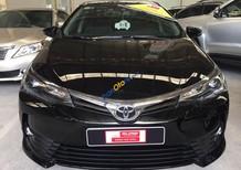 Bán Toyota Corolla altis 2.0V CVT-i sản xuất 2017, màu đen
