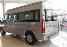Bán Transit Luxury màu bạc, trả thẳng hoặc trả góp lãi xuất thấp, giao xe ngay - LH: 0941.921.742