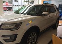 Cần bán xe Ford Explorer Limited sản xuất năm 2018, màu trắng, xe nhập