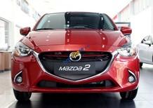 Bán ô tô Mazda 3 1.5 sản xuất năm 2018, màu đỏ, 659tr