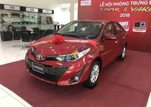 Cần bán Toyota Vios G năm sản xuất 2018, màu đỏ