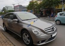 Xe Mercedes R500 năm sản xuất 2008, màu xám, nhập khẩu nguyên chiếc