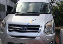 Bán ô tô Ford Transit sản xuất 2014, màu bạc giá cạnh tranh