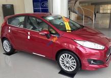 Giảm tiền mặt, tặng phụ kiện chính hãng, hỗ trợ vay vốn khi mua xe Ford Fiesta, LH: 033.613.5555