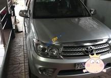 Bán Toyota Fortuner năm sản xuất 2011, màu bạc, nhập khẩu