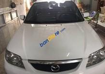Cần bán lại xe Mazda 323 năm 2003, màu trắng, giá 185tr