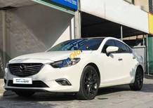 Cần bán xe Mazda 6 2.5 AT năm 2016, màu trắng