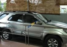 Cần bán xe Toyota Fortuner 2.7V 4x4 AT sản xuất năm 2011, màu bạc