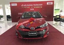 Bán ô tô Toyota Vios 1.5G CVT sản xuất 2018, màu đỏ