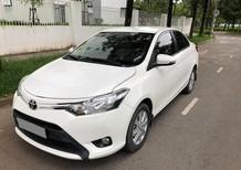 Xe Toyota Vios E năm 2017, màu trắng như mới, 467 triệu