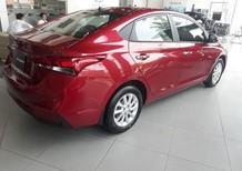 Bán xe Hyundai Accent năm sản xuất 2018, màu đỏ