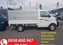 Cần bán xe Thaco TOWNER 990 năm 2018, màu trắng