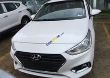 Cần bán Hyundai Accent sản xuất năm 2018, màu trắng