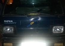 Bán Suzuki Super Carry Truck năm 2007, màu xanh lam
