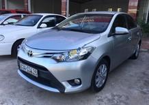 Salon bán Toyota Vios 1.5E 2015, màu bạc