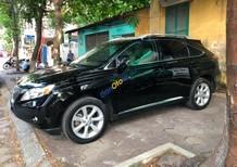 Cần bán xe Lexus RX 350 sản xuất 2009, màu đen, xe nhập