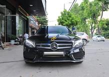 Cần bán xe Mercedes C300 AMG sản xuất 2017, hộp số 9 cấp