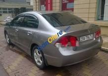 Cần bán xe Honda Civic 1.8AT năm sản xuất 2009, màu bạc xe gia đình, giá tốt