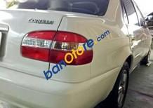 Bán Toyota Corolla năm sản xuất 2001, màu trắng