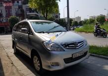 Cần bán Toyota Innova V năm sản xuất 2008, màu bạc