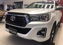 Cần bán Toyota Hilux 2.4G 2018, màu trắng, bạc, đen, xám nhập khẩu chính hãng, giao xe sớm