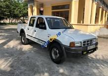 Cần bán gấp Ford Ranger sản xuất năm 2002, màu trắng, giá chỉ 140 triệu