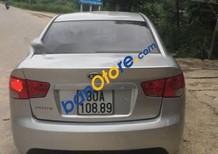 Bán ô tô Kia Forte MT sản xuất 2009, màu bạc