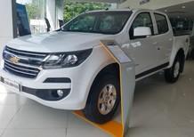 Cần bán Chevrolet Colorado 2.5 MT 4x4 2018, màu trắng, nhập khẩu giá cạnh tranh