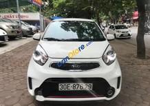 Bán Kia Morning Si 1.25MT sản xuất 2016, màu trắng