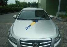 Bán ô tô Daewoo Lacetti sản xuất 2010, màu bạc