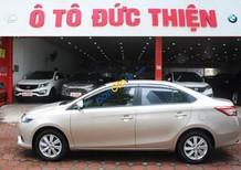 Cần bán lại xe Toyota Vios 1.5G năm sản xuất 2017, màu bạc chính chủ