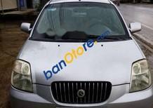 Bán ô tô Kia Morning AT năm 2007, màu bạc, nhập khẩu như mới