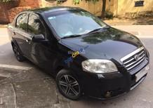 Bán xe Daewoo Gentra năm 2009, màu đen, xe nhập như mới