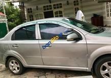 Cần bán Daewoo Gentra MT sản xuất 2008, màu bạc