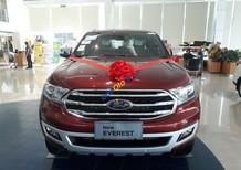 An Đô xe giao ngay Ford Everest 2.0 Titanium 2018, màu đỏ, xe nhập - LH 0978212288