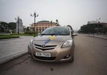 Cần bán lại xe Toyota Vios 1.5G năm sản xuất 2008 chính chủ, giá chỉ 348 triệu