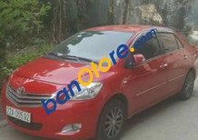 Bán xe Toyota Vios E sản xuất năm 2013, màu đỏ, 310 triệu