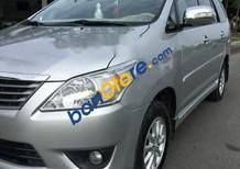 Bán Toyota Innova sản xuất 2013, màu bạc, 525 triệu
